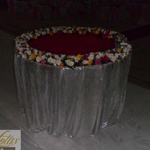 Cake Table Decor - Night